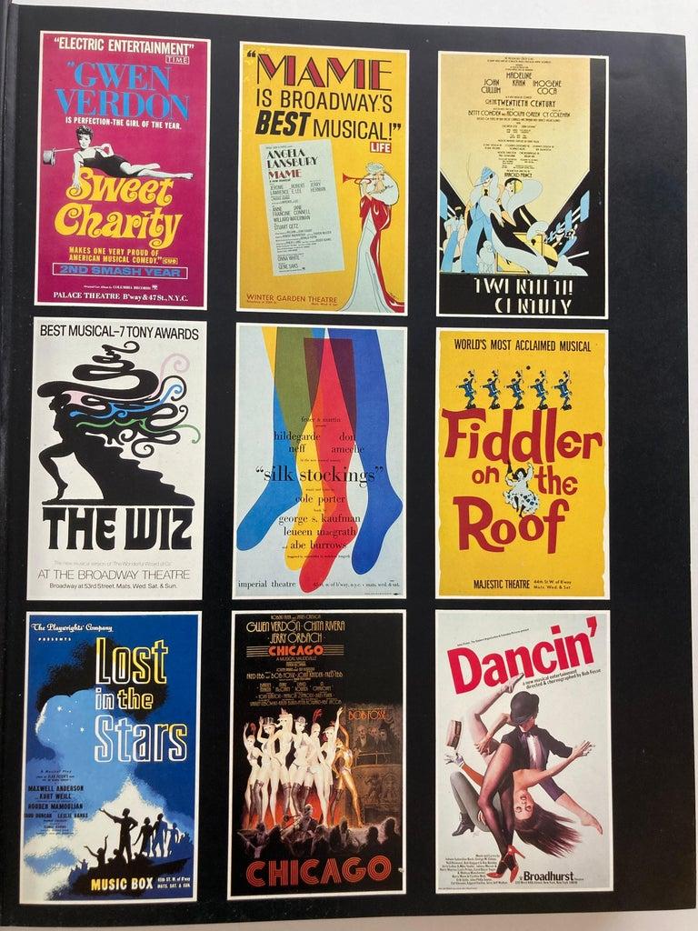 Paper Broadway Musical Martin Gottfried 1979 Hardcover Book