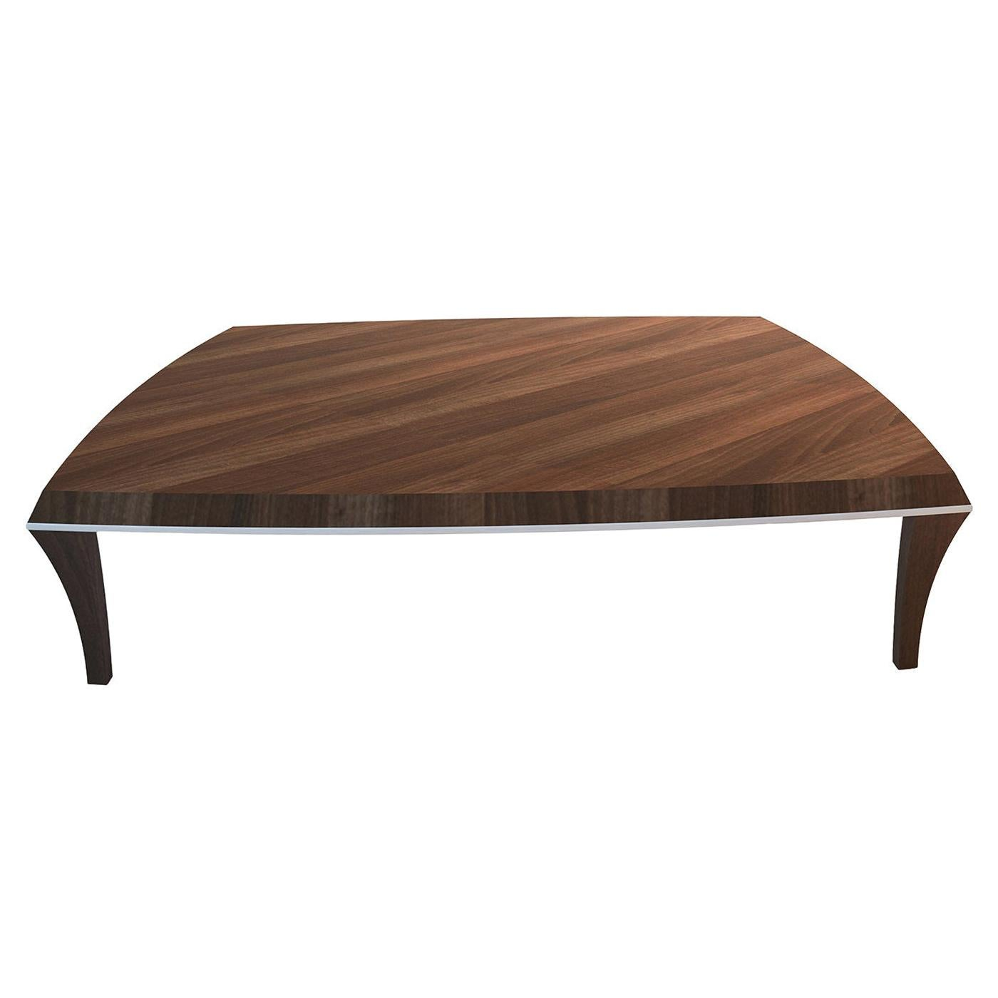 Broadway Square Coffee Table by Hanno Giesler
