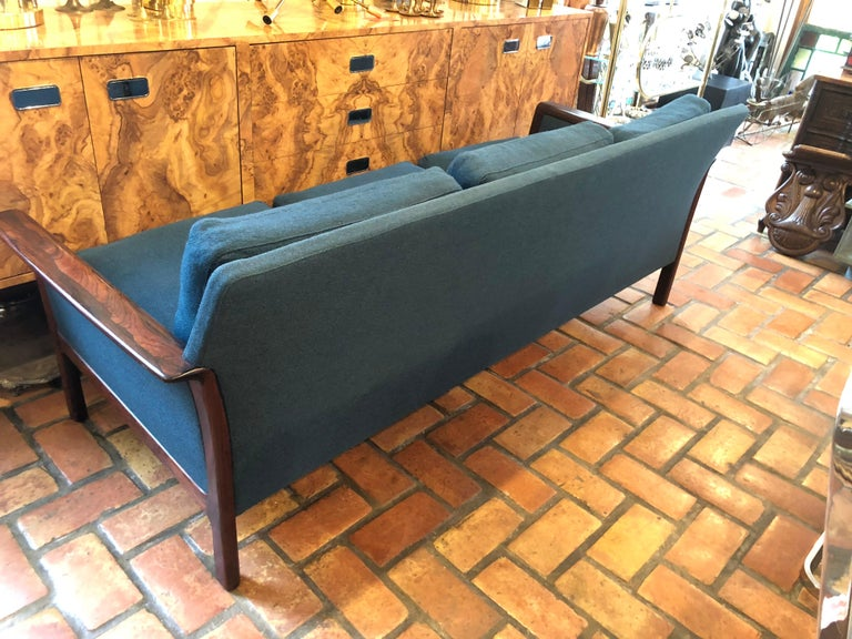 Broderna Anderssons Rosewood Sofa For Sale 9