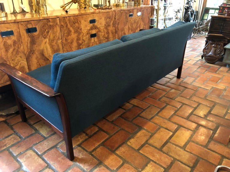 Broderna Anderssons Rosewood Sofa For Sale 10