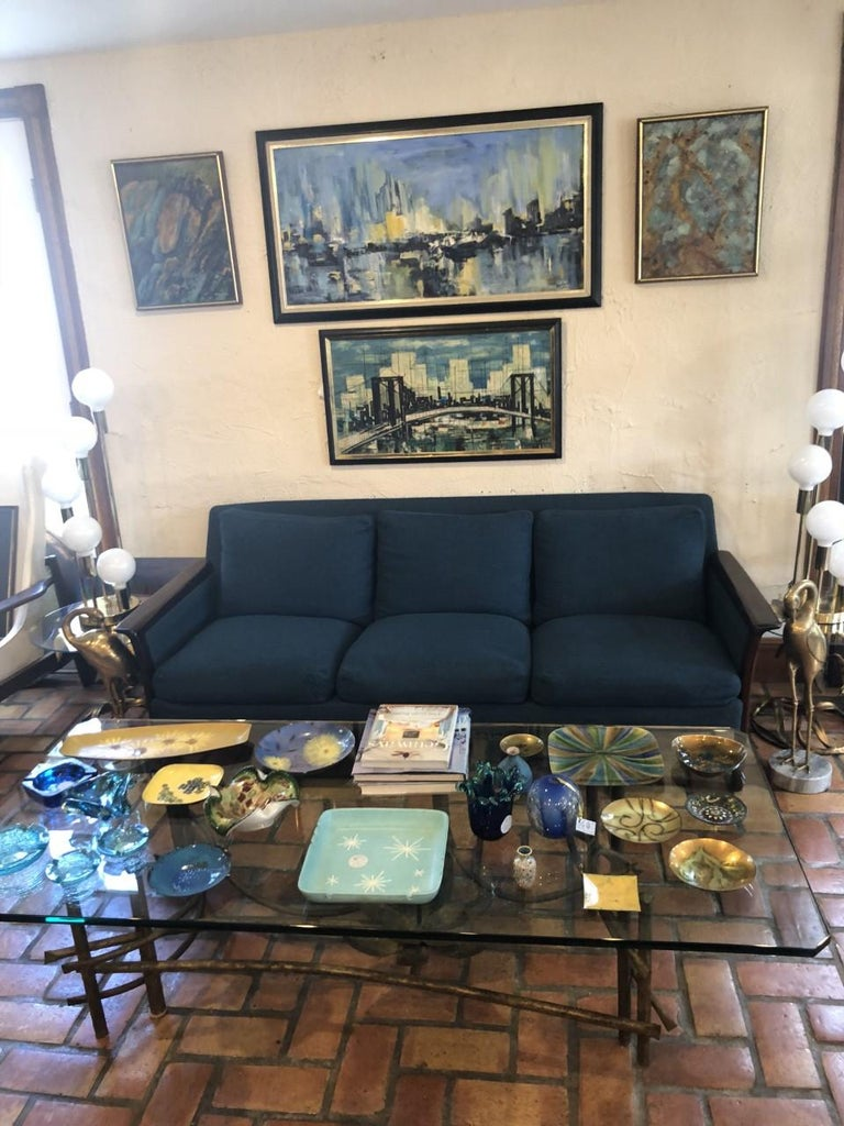 Broderna Anderssons Rosewood Sofa For Sale 13