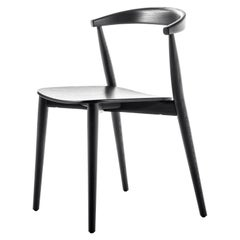 Brogliato Traverso Newood Light Chair in Solid Ashwood for Cappellini