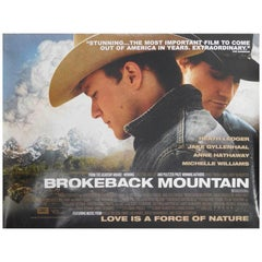 Brokeback Mountain '2005' Poster