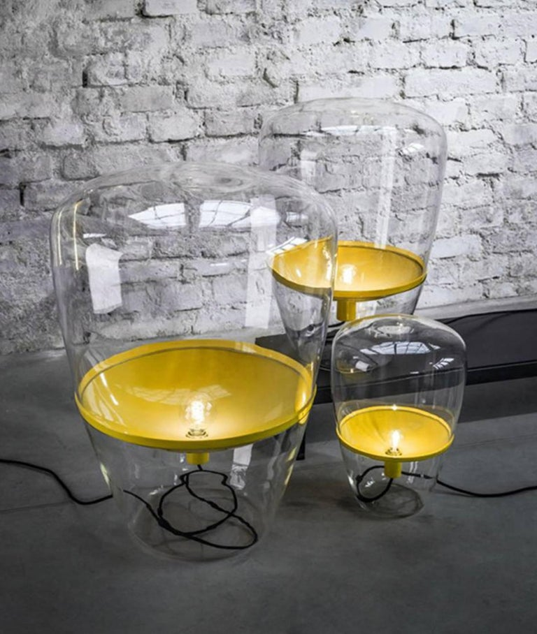 Brokis Balloon Table Floor Lamp In 3 Sizes And 3 Different