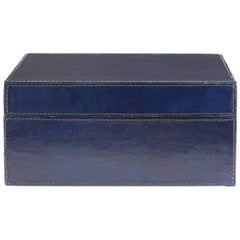 Ben Soleimani Bromes Leather Boxes - Large