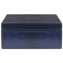 Ben Soleimani Bromes Leather Boxes - Medium