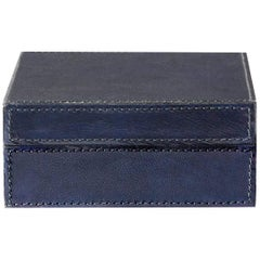 Ben Soleimani Bromes Leather Boxes - Small