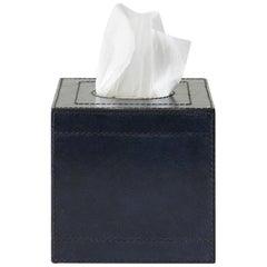 Ben Soleimani Bromes Leather Tissue Box Cover