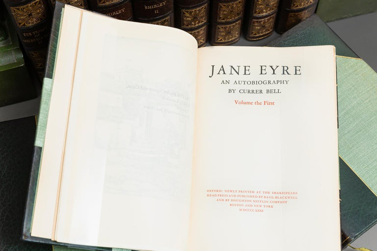 Mid-20th Century Bronte, Anne, Charlotte, Complete Works For Sale