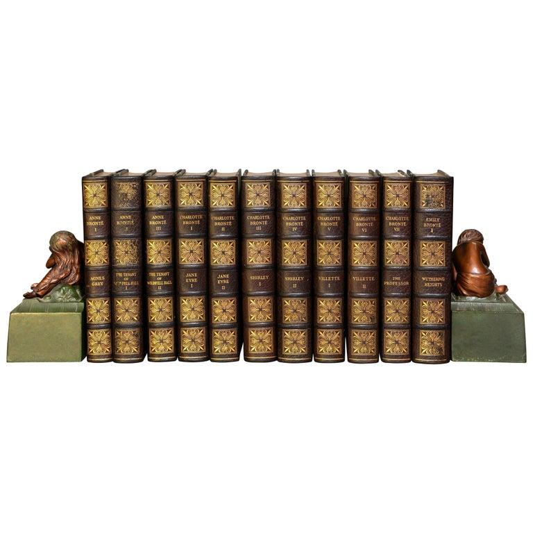 Bronte, Anne, Charlotte, Complete Works For Sale