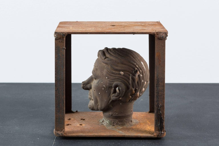 This guy is someone, but we can't figure out who. Many were marked with the character. Unfortunately this guy was not. Striking facial features. 