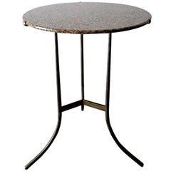 Bronze And Granite Top Table Cedric Hartman