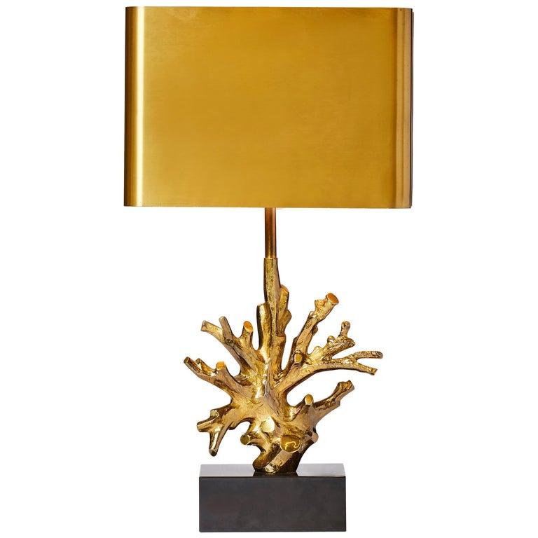 Maison Charles lamp, 1960s, offered by Galerie Glustin Luminaires
