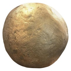 Bronze Ball by Ado Chale