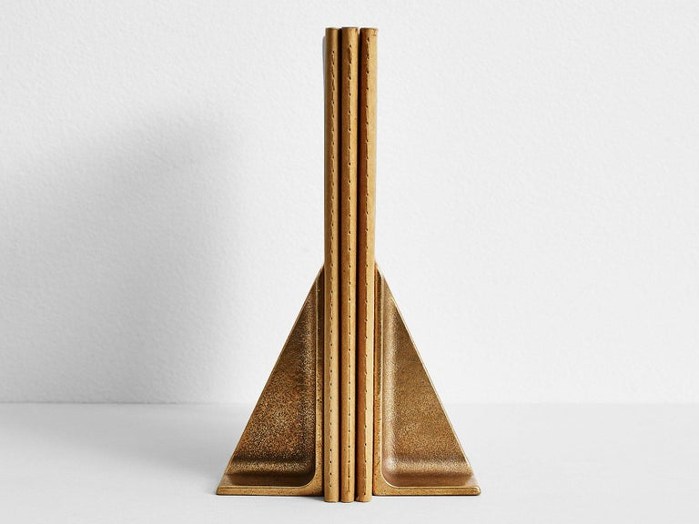 Bronze Bookends by Henry Wilson 1