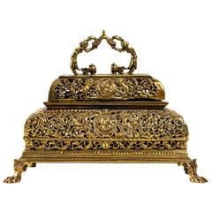 Bronze Box, Napoleon III Period