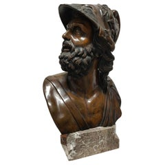 Bronze Bust of Militiades the Younger