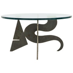 Bronze Coffee Table by Pucci De Rossi