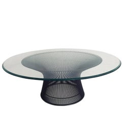 Bronze Coffee Table by Warren Platner