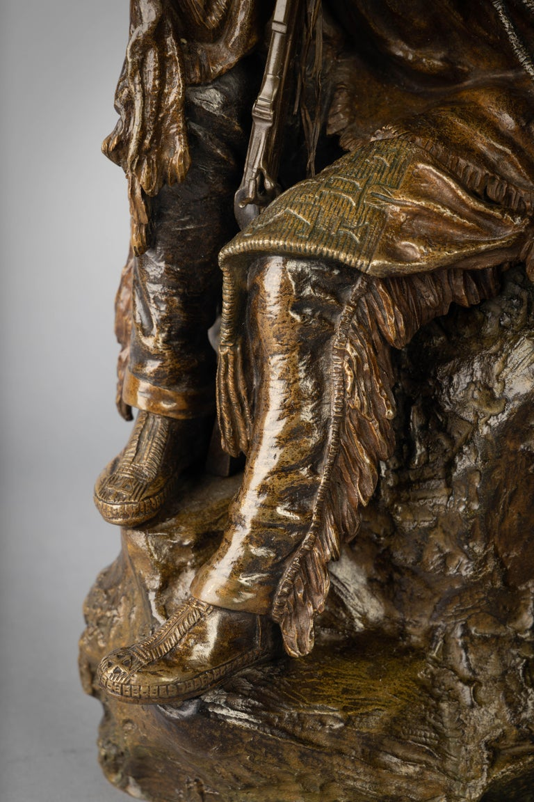 Bronze Figure of a