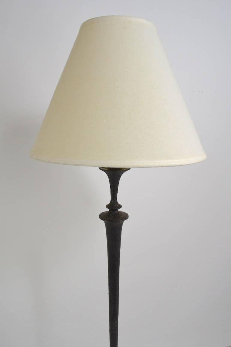Bronze Floor Lamp  For Sale 3