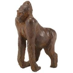 "Bronze Gorilla ""Ancestor"" by Dorothea Greenbaum"