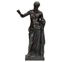 "Bronze ""Grand Tour"", Vénus of Arles, Bronze, circa 1830, France"