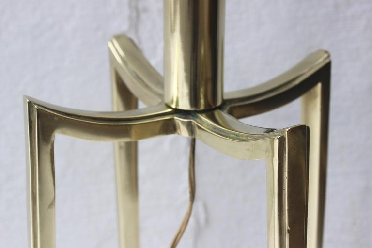 Bronze Grasshopper Floor Lamp For Sale 6