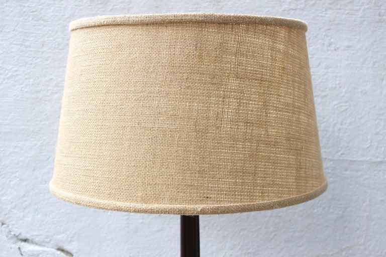 Bronze Grasshopper Floor Lamp For Sale 4