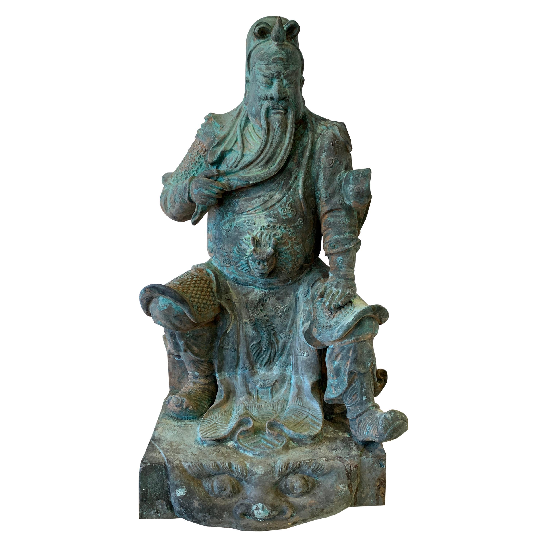 Bronze Guan Yu