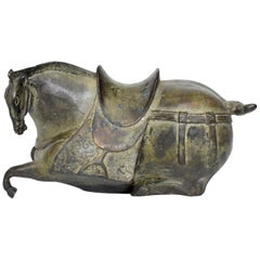 Bronze Han Style Horse