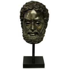 Bronze Head of Zeus