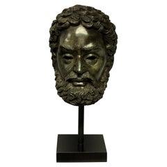Bronze Head of Zeus