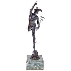 Bronze Hermes, 20th Century