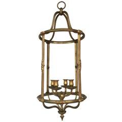 Bronze Lantern, circa 1950