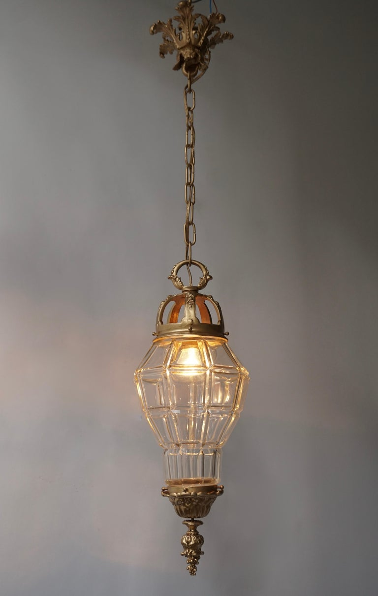 Bronze Lantern For Sale 1
