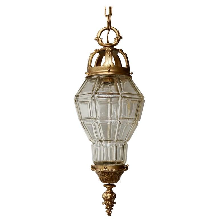Bronze Lantern For Sale