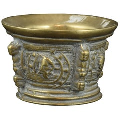 Bronze Mortar, 17th Century