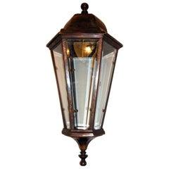 Bronze Outdoor Lantern