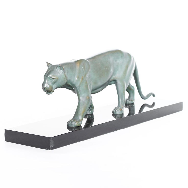 French Art Deco Panther For Sale