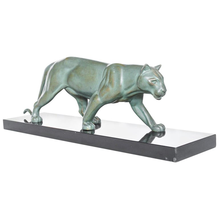 Art Deco Panther For Sale
