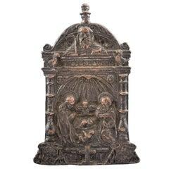 Bronze Pax or Pax Board, 16th Century