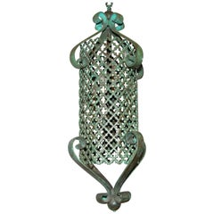 Bronze Pendant Chandelier Light