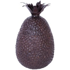 Bronze Pineapple Jar