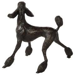 Bronze Poodle