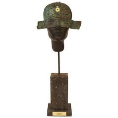 Bronze Sculpture 'Bélier' by Christian Krekels, Belgium, 1993