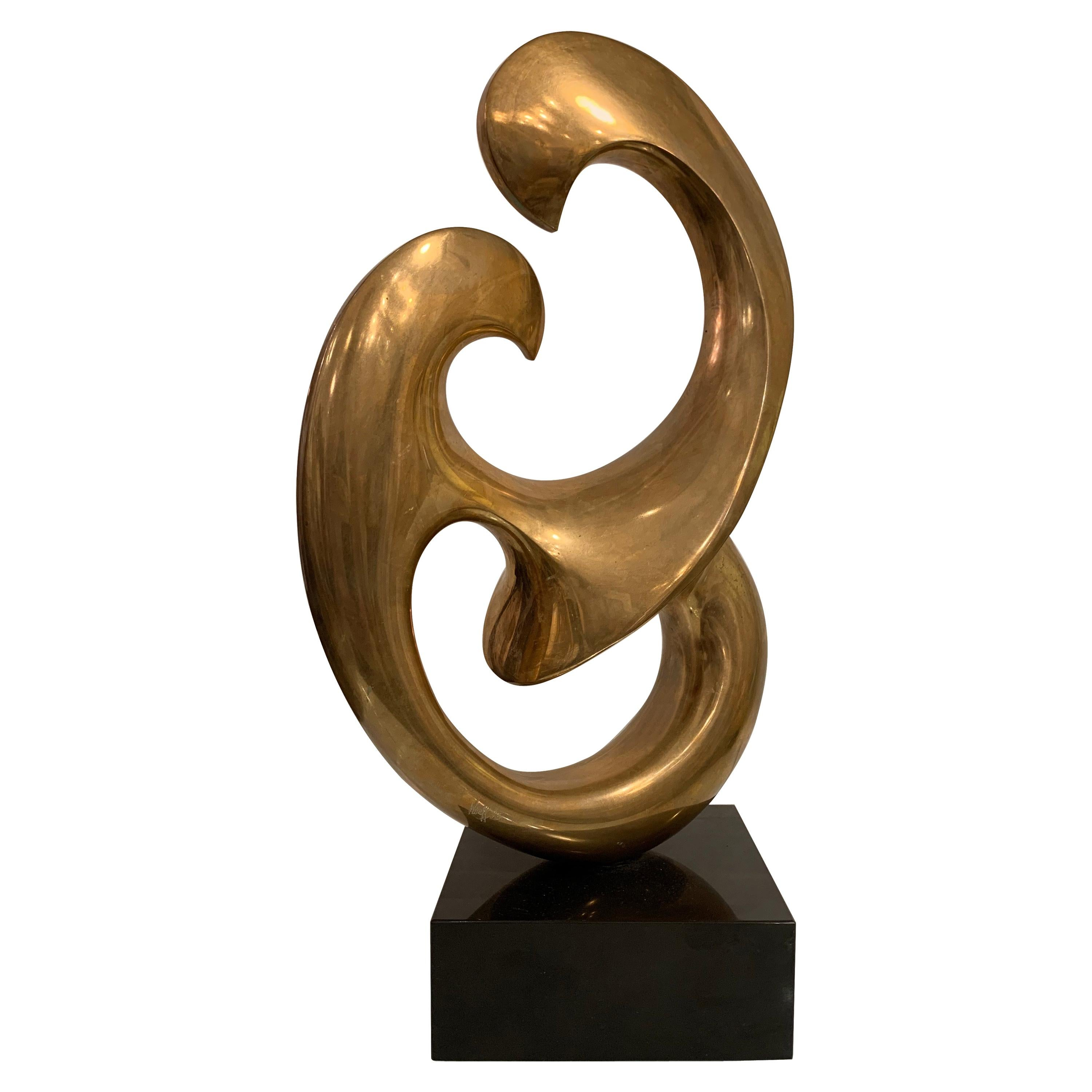 Bronze Sculpture by Antonio Grediaga Kieff, Signed and Numbered