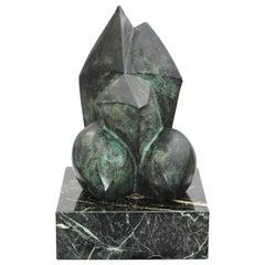Bronze Sculpture by Erwin Kalla