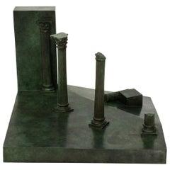 Bronze Sculpture by Herk Van Tongeren