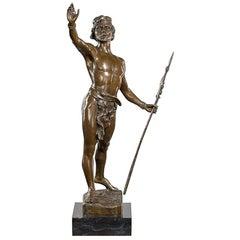 Bronze Sculpture by Luis Domenech Vicente